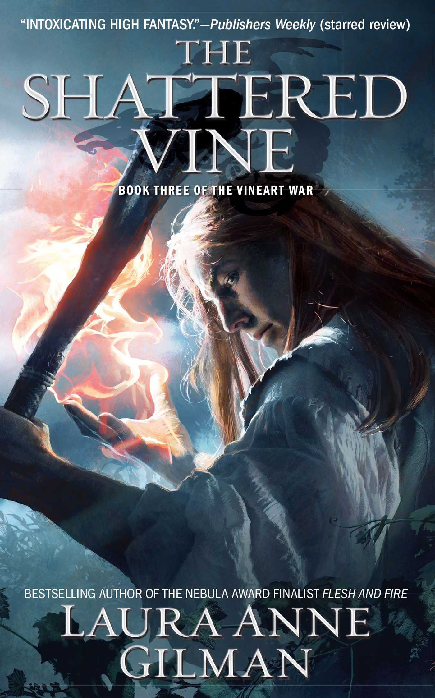 The shattered vine 9781501107030 hr