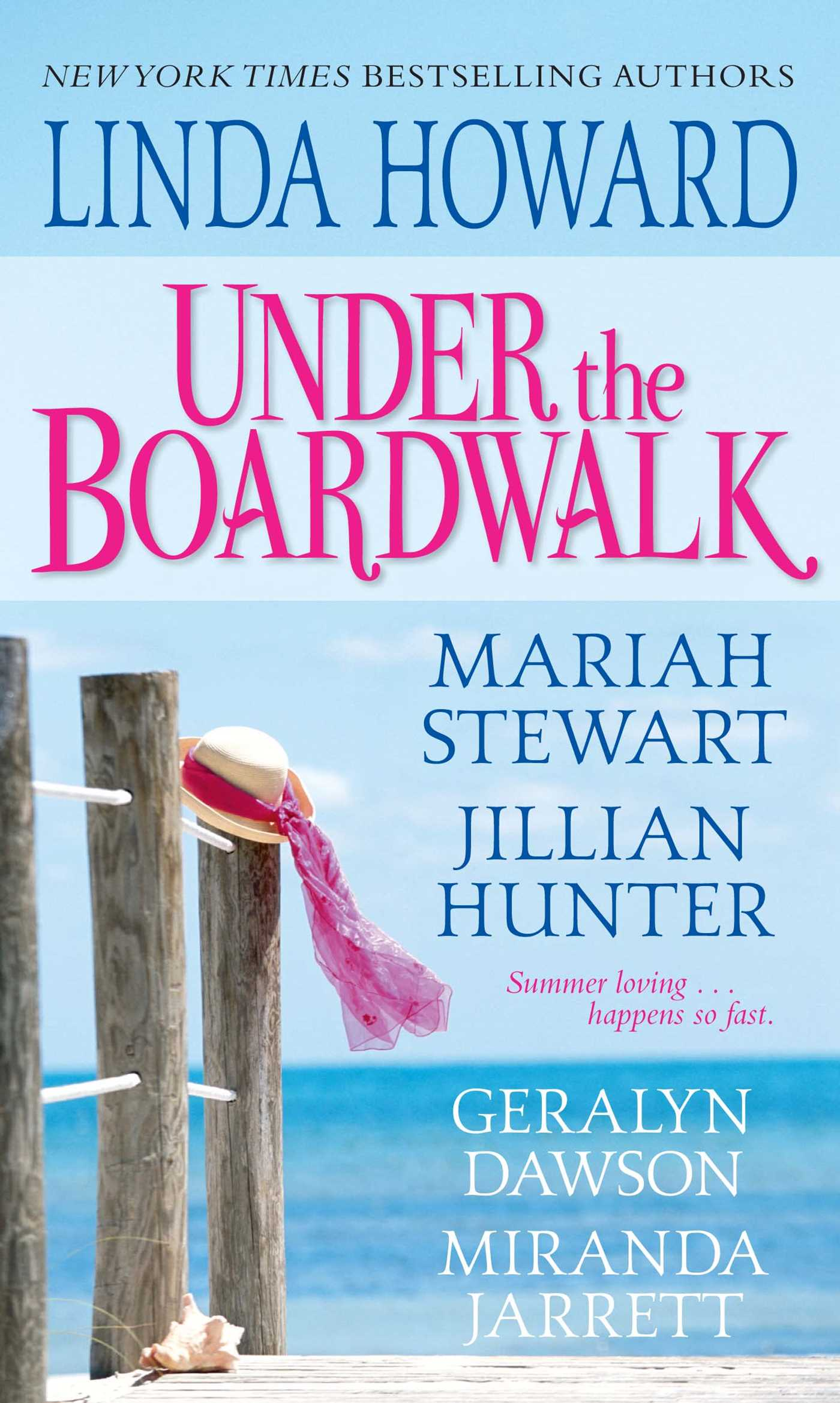 Under the boardwalk 9781501107337 hr