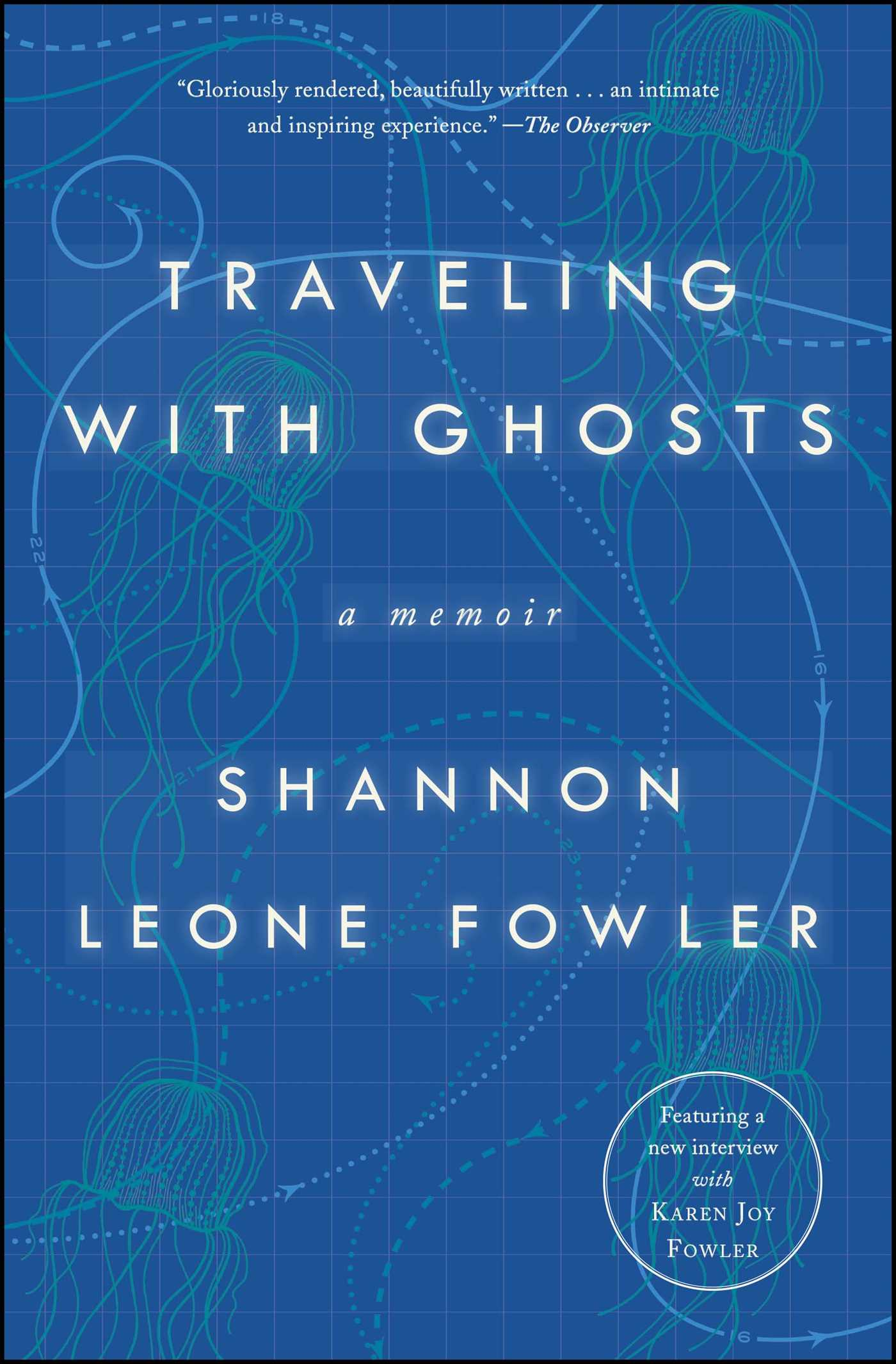 Traveling with ghosts 9781501107863 hr