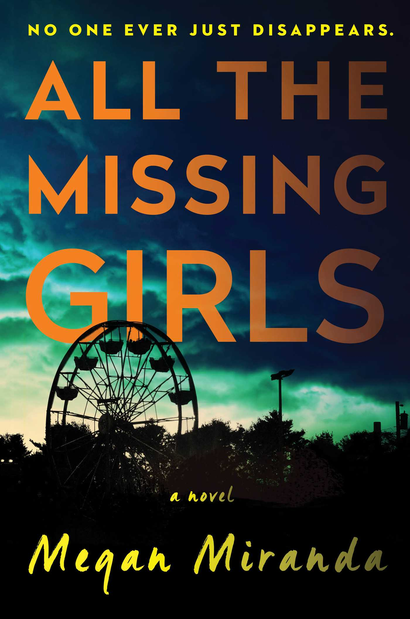 All the missing girls 9781501107962 hr