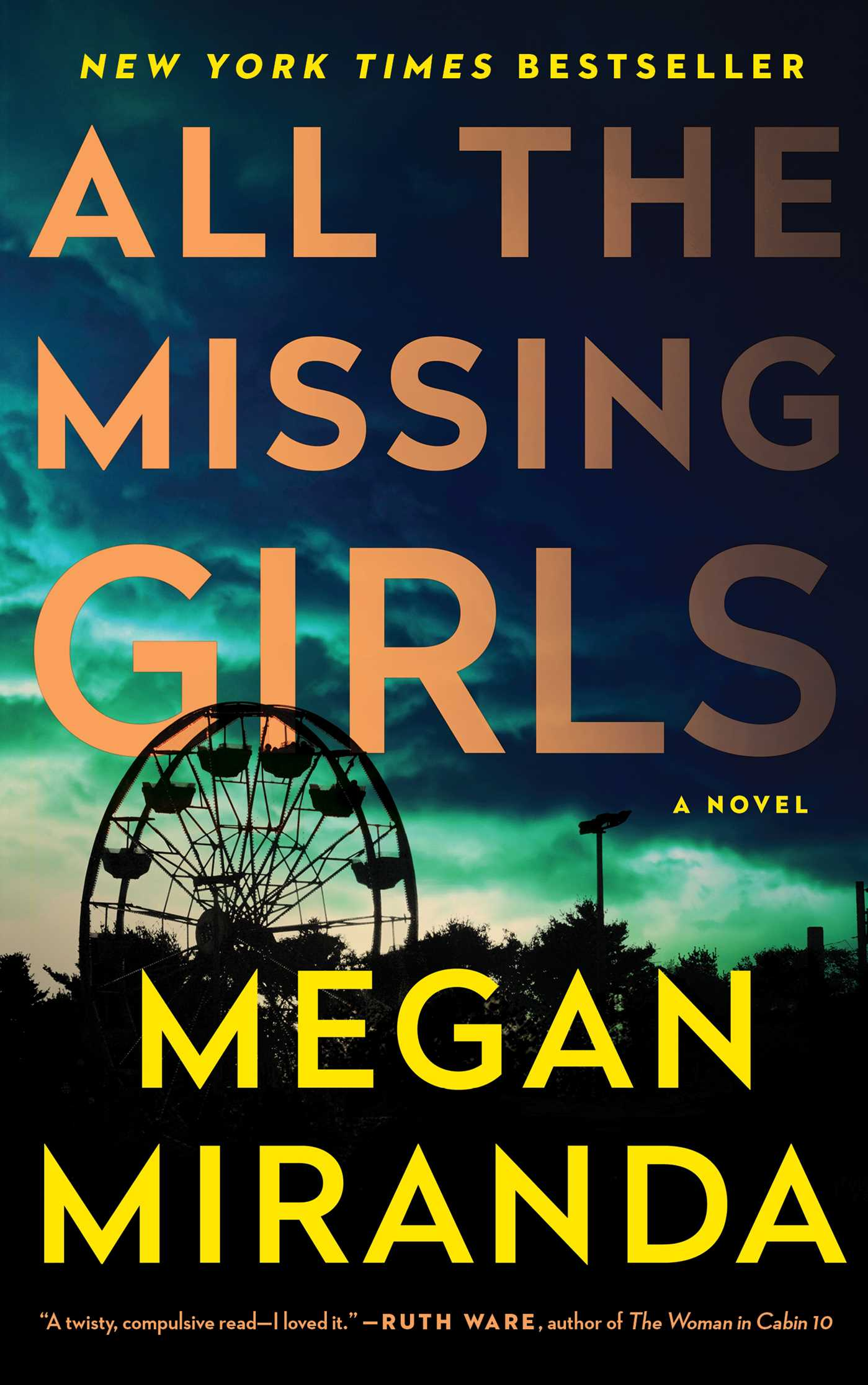 All the missing girls 9781501107986 hr