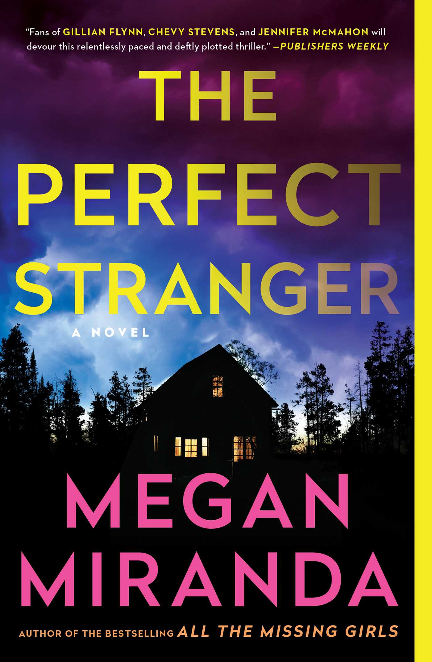 The perfect stranger 9781501108006 hr