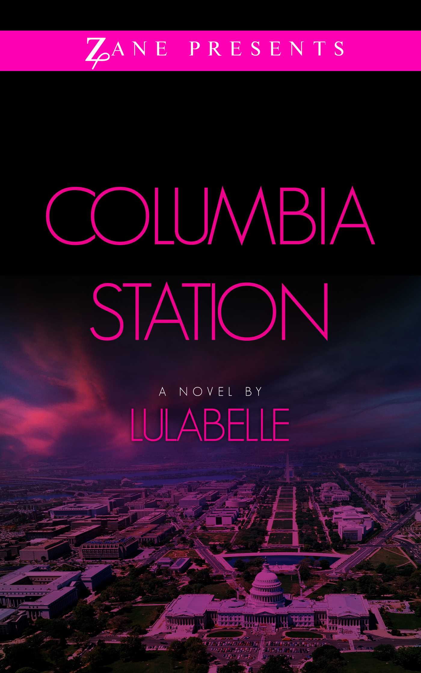Columbia station 9781501108150 hr