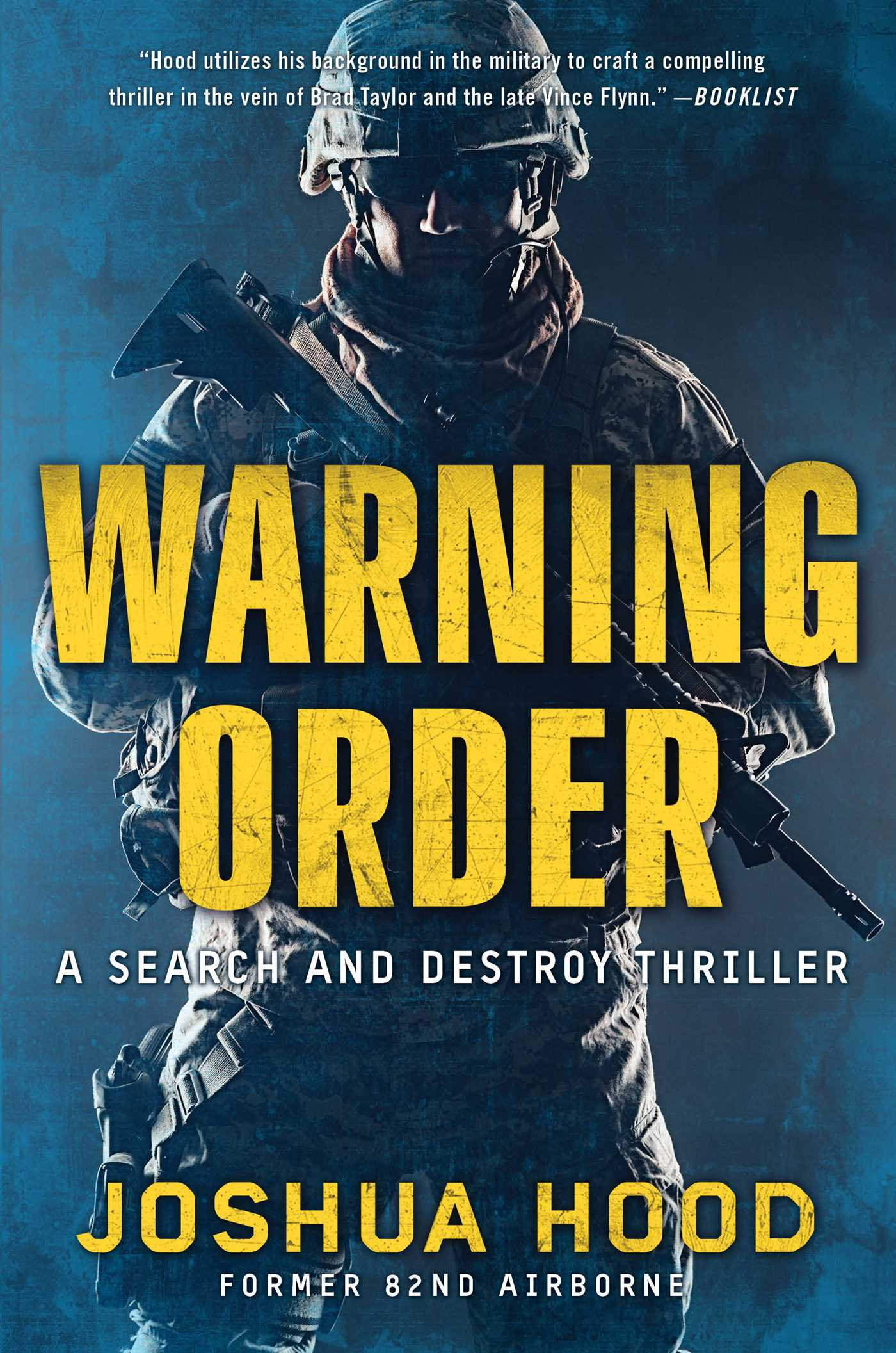 Warning Order | Book by Joshua Hood | Official Publisher Page ...