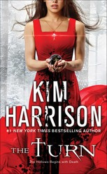 Kim Harrison book cover