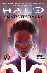 Saint's Testimony book cover