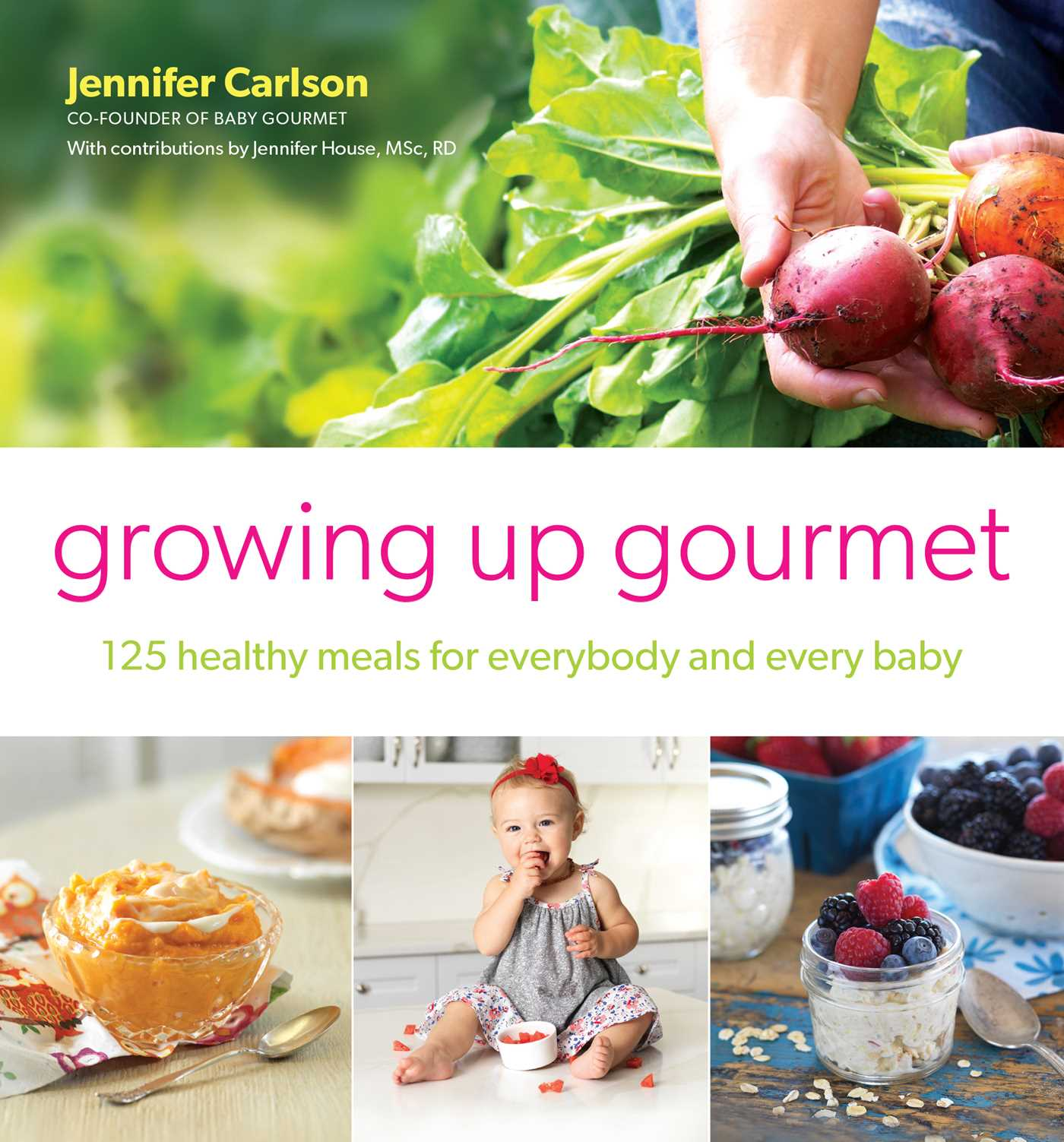 Growing up gourmet 9781501110559 hr