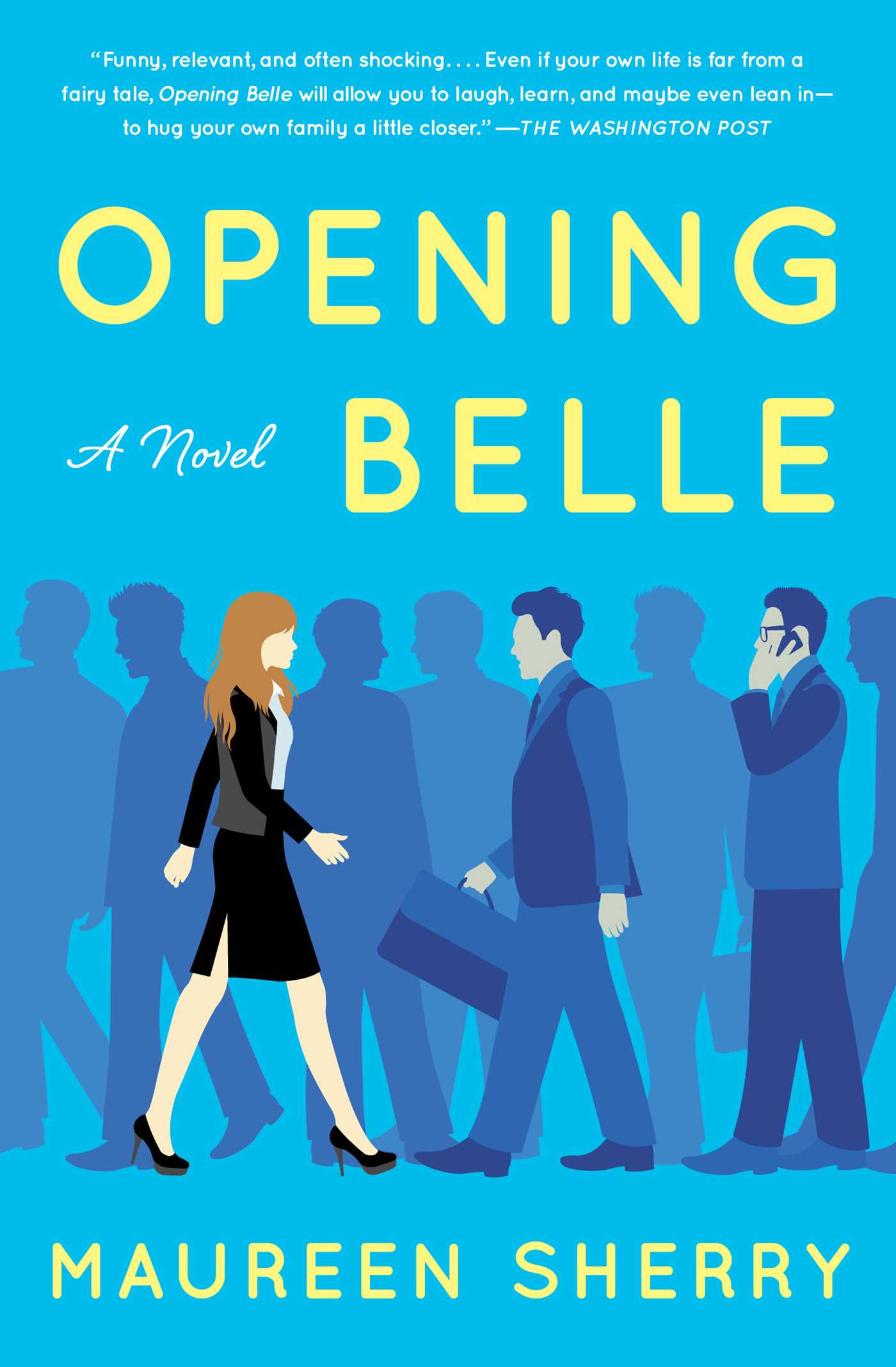 Opening belle 9781501110634 hr