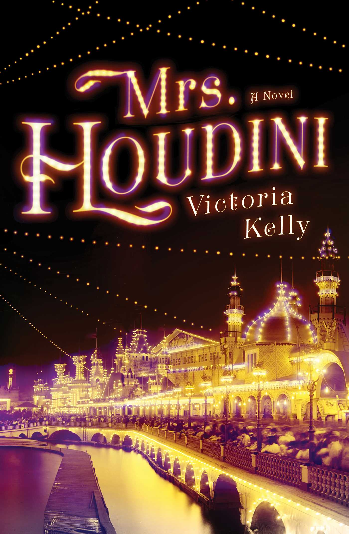 Mrs houdini 9781501110900 hr