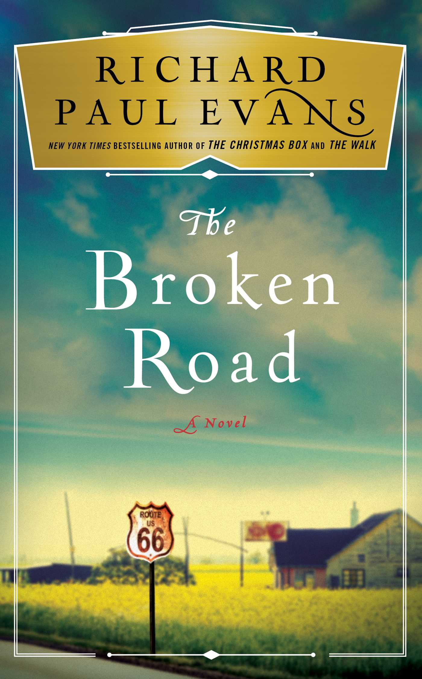 The broken road 9781501111648 hr