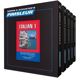 Pimsleur Italian Levels 1-5 CD