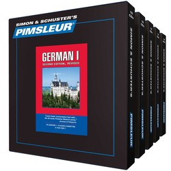 Pimsleur German Levels 1-5 CD