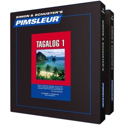 Pimsleur Tagalog Levels 1-2 CD