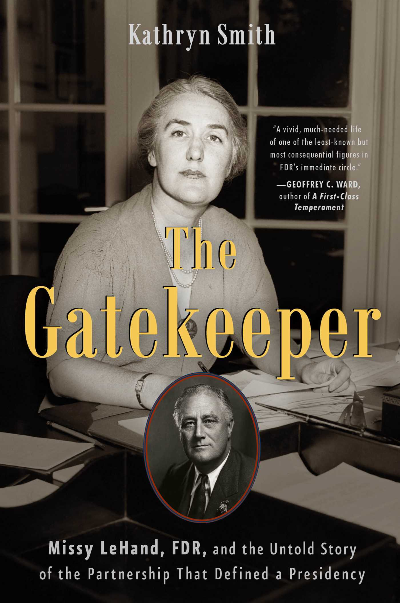 The gatekeeper 9781501114960 hr