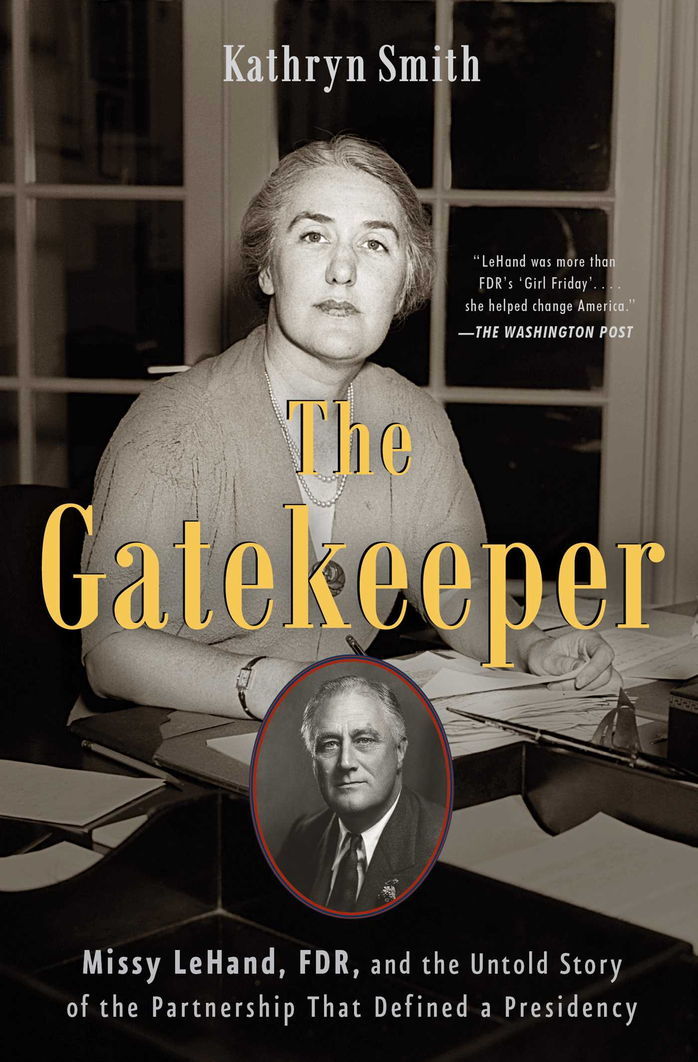 The gatekeeper 9781501114984 hr