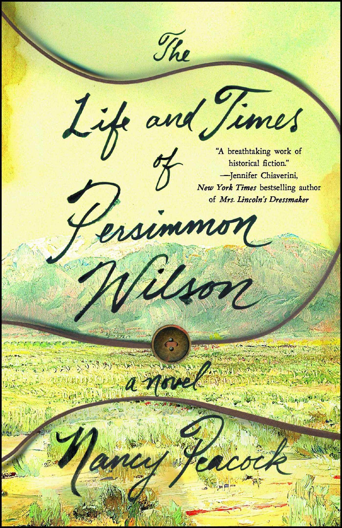 The life and times of persimmon wilson 9781501116377 hr