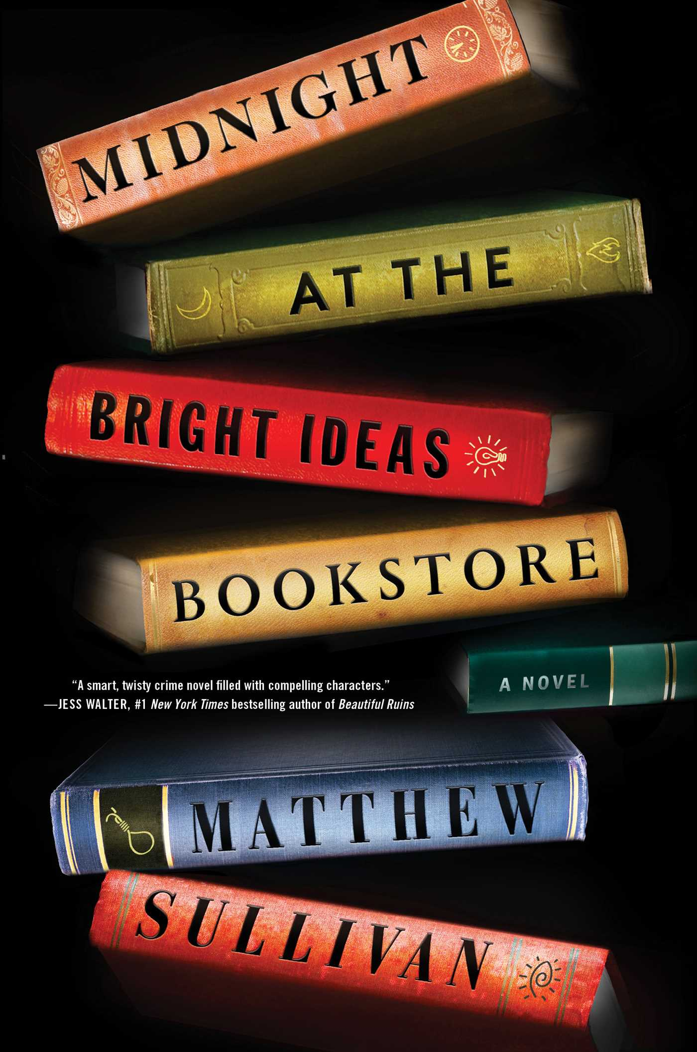 Midnight at the bright ideas bookstore 9781501116841 hr