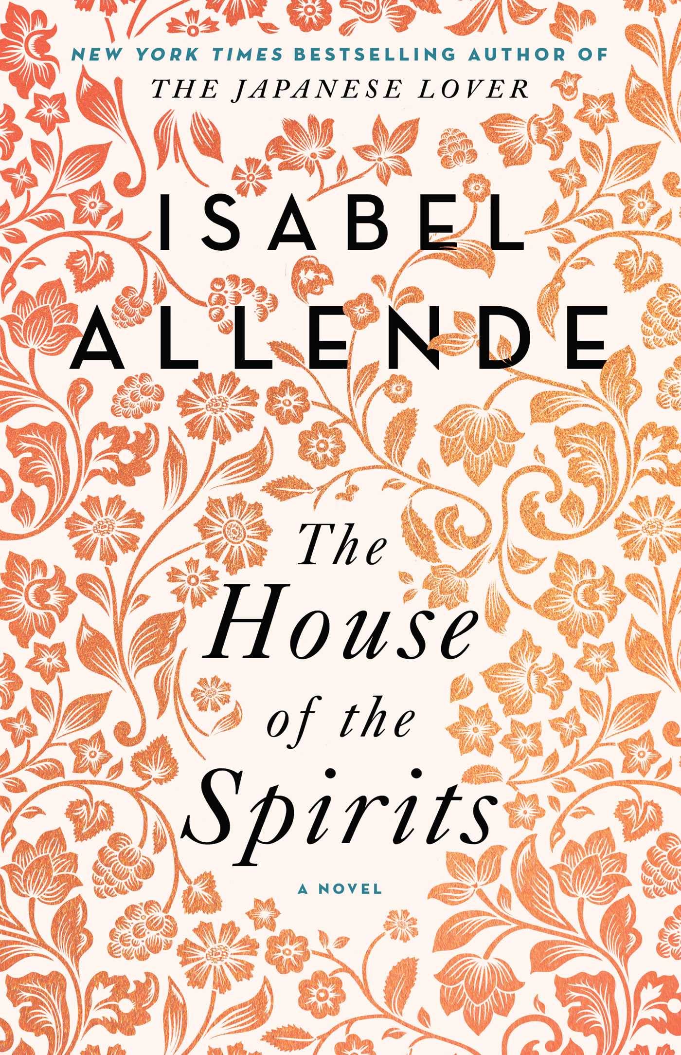 'The House of the Spirits' by Isabel Allende