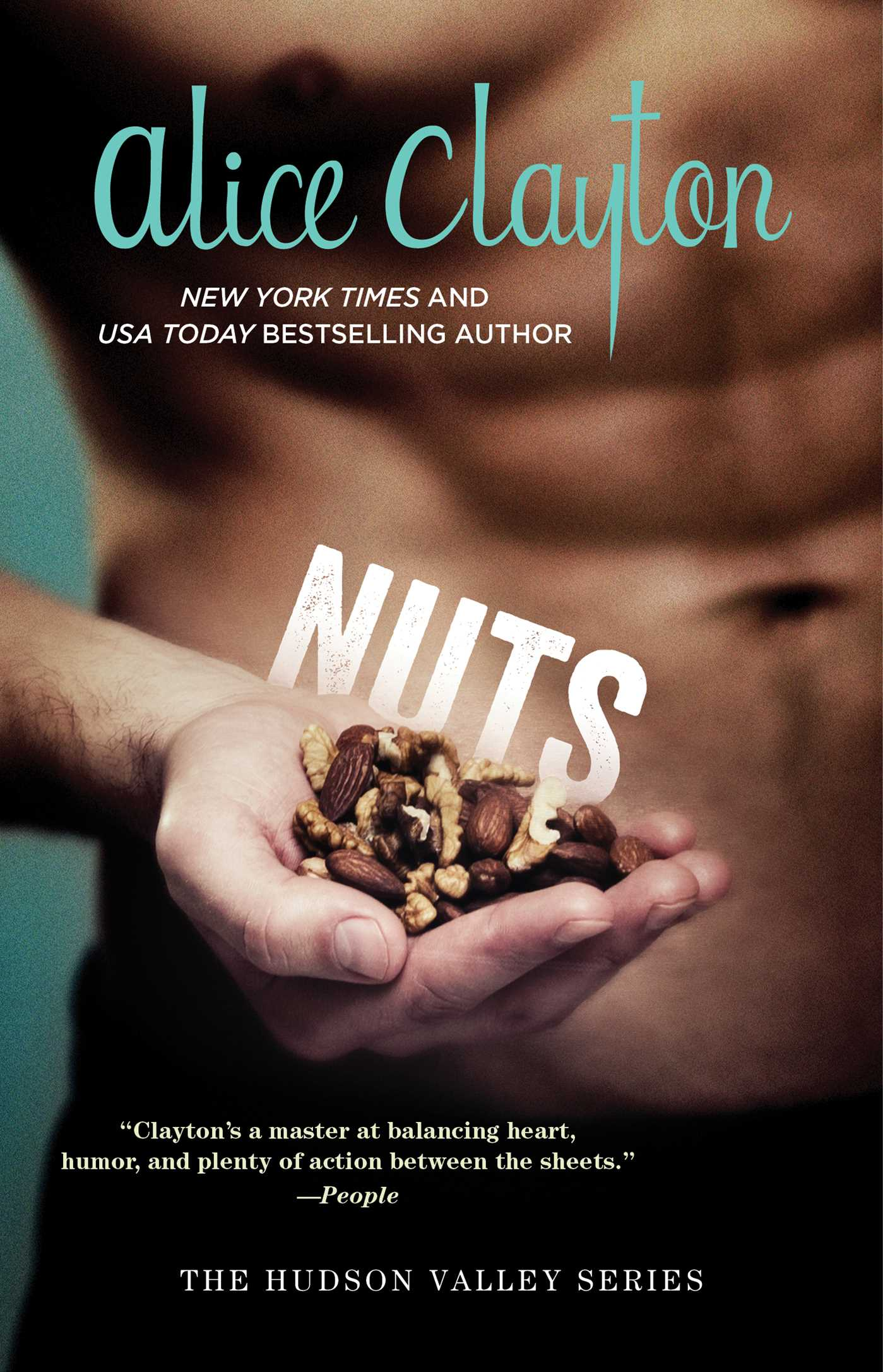 Review: Nuts (Hudson Valley #1) by Alice Clayton