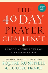 The 40 day prayer challenge 9781501119675
