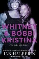 Whitney and Bobbi Kristina book cover