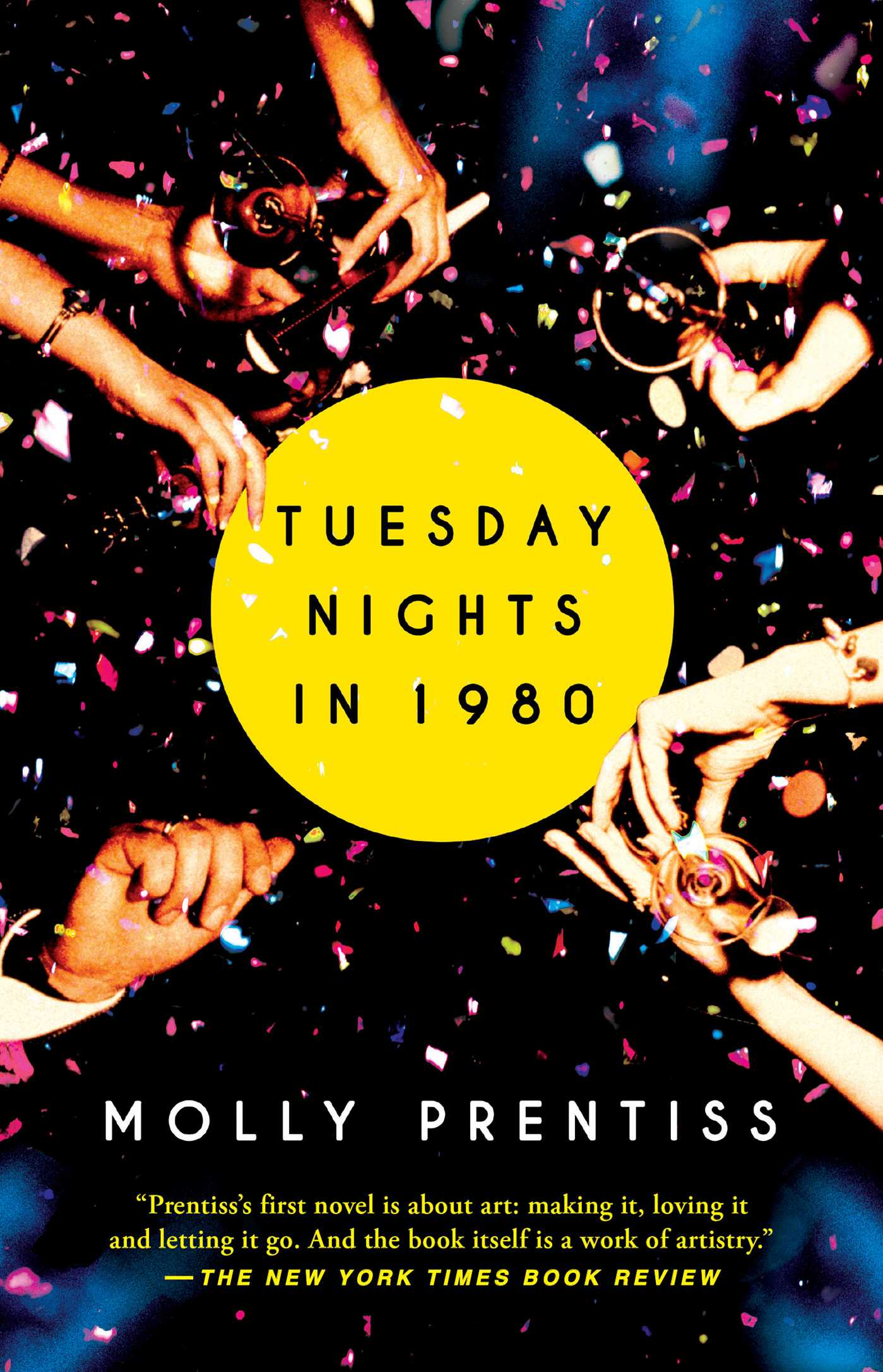 Tuesday nights in 1980 9781501121067 hr