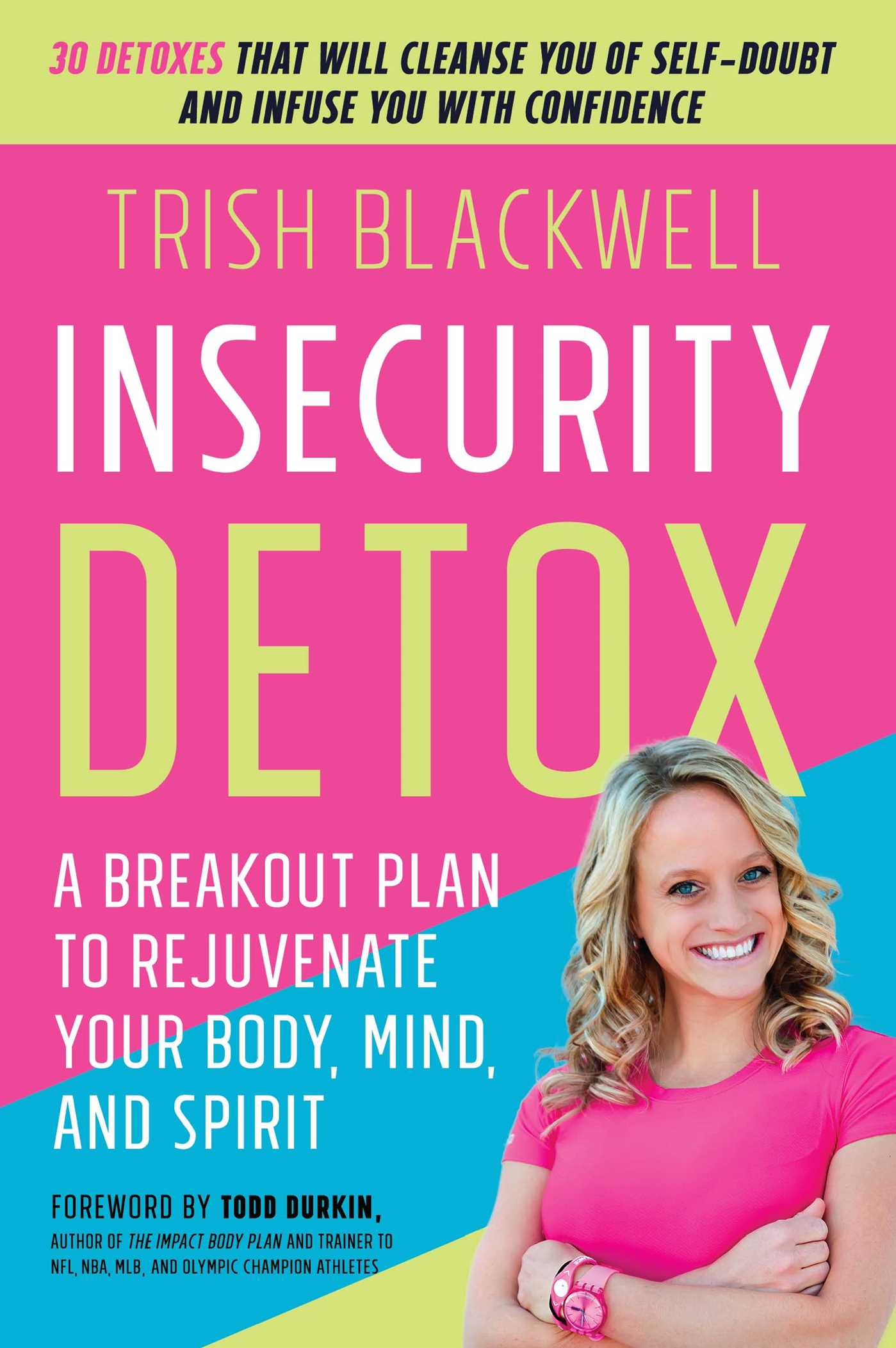Insecurity detox 9781501121302 hr