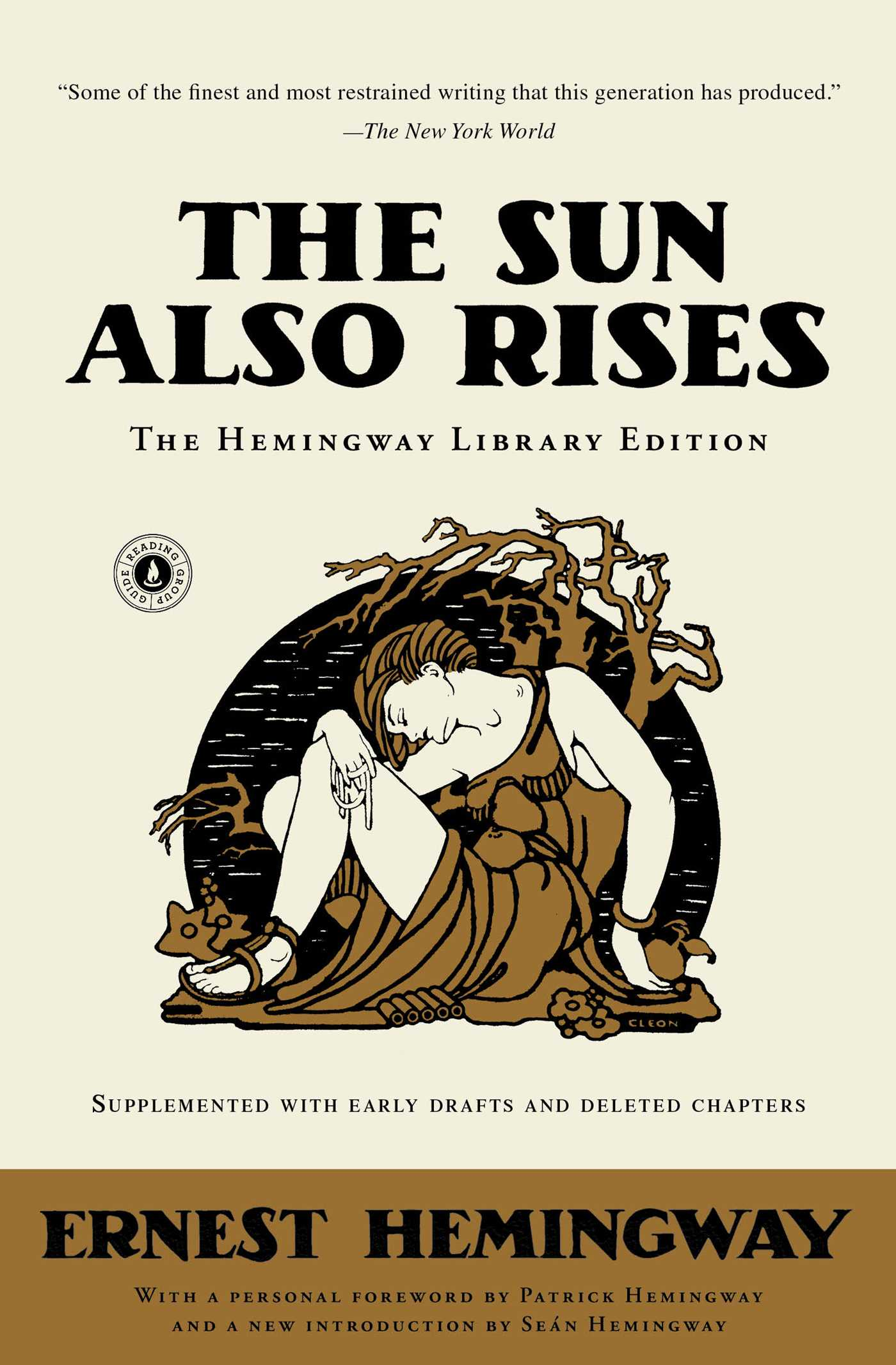 the sun also rises book by ernest hemingway official publisher the sun also rises 9781501121968 hr