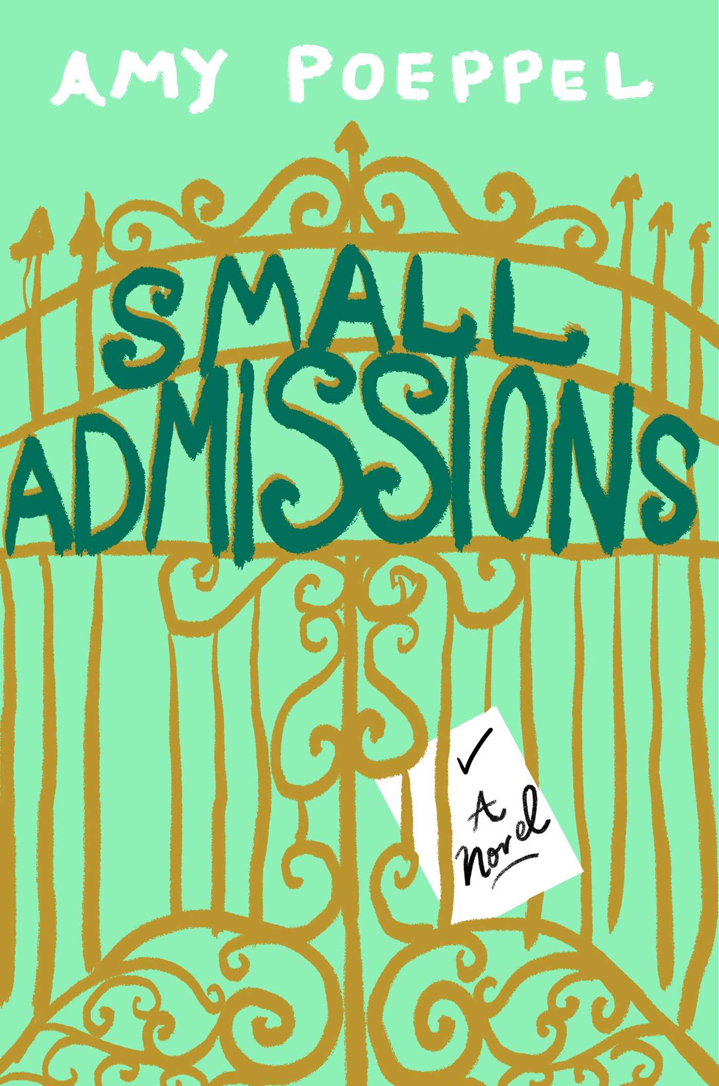 Small admissions 9781501122521 hr