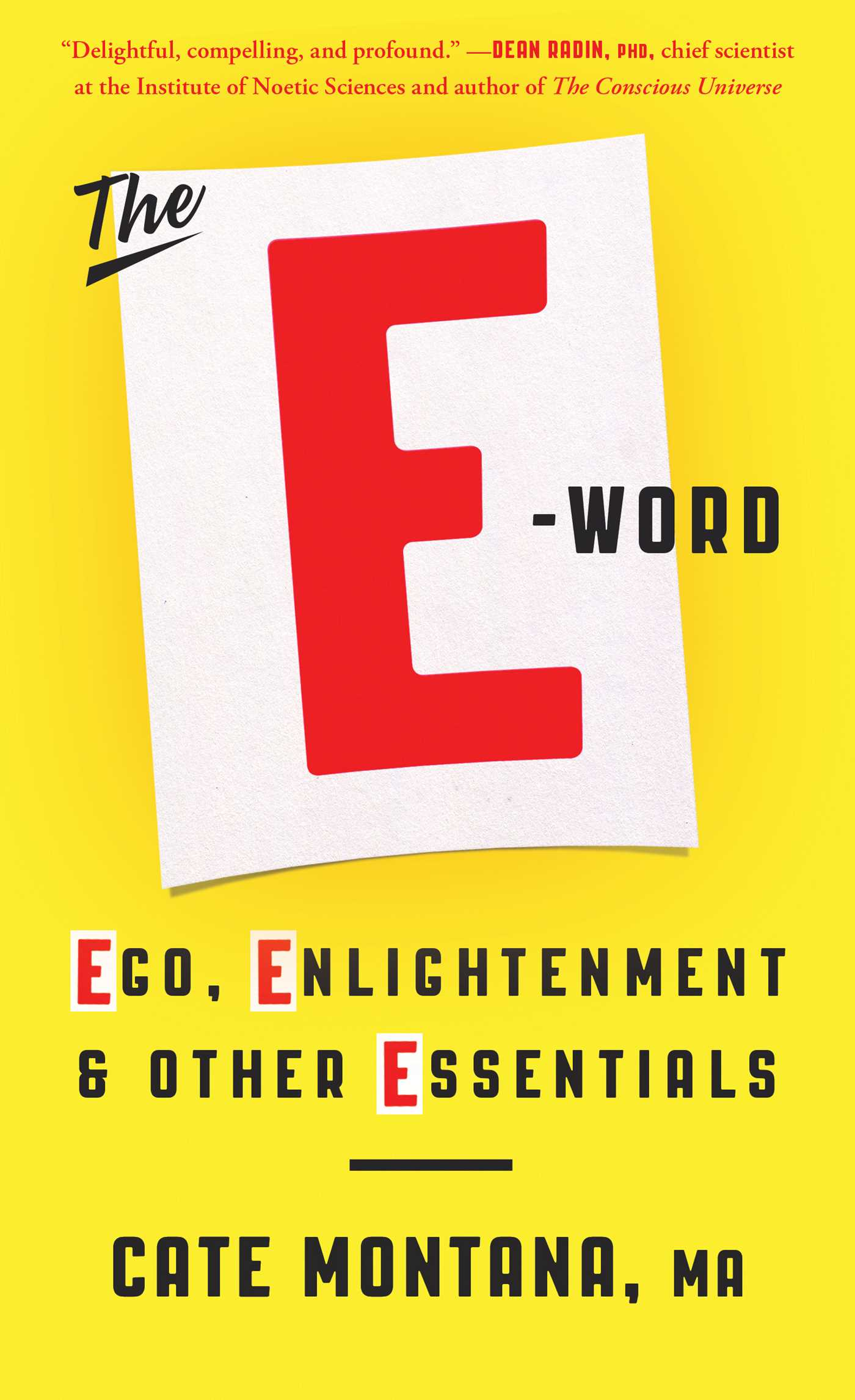 The e word 9781501123535 hr