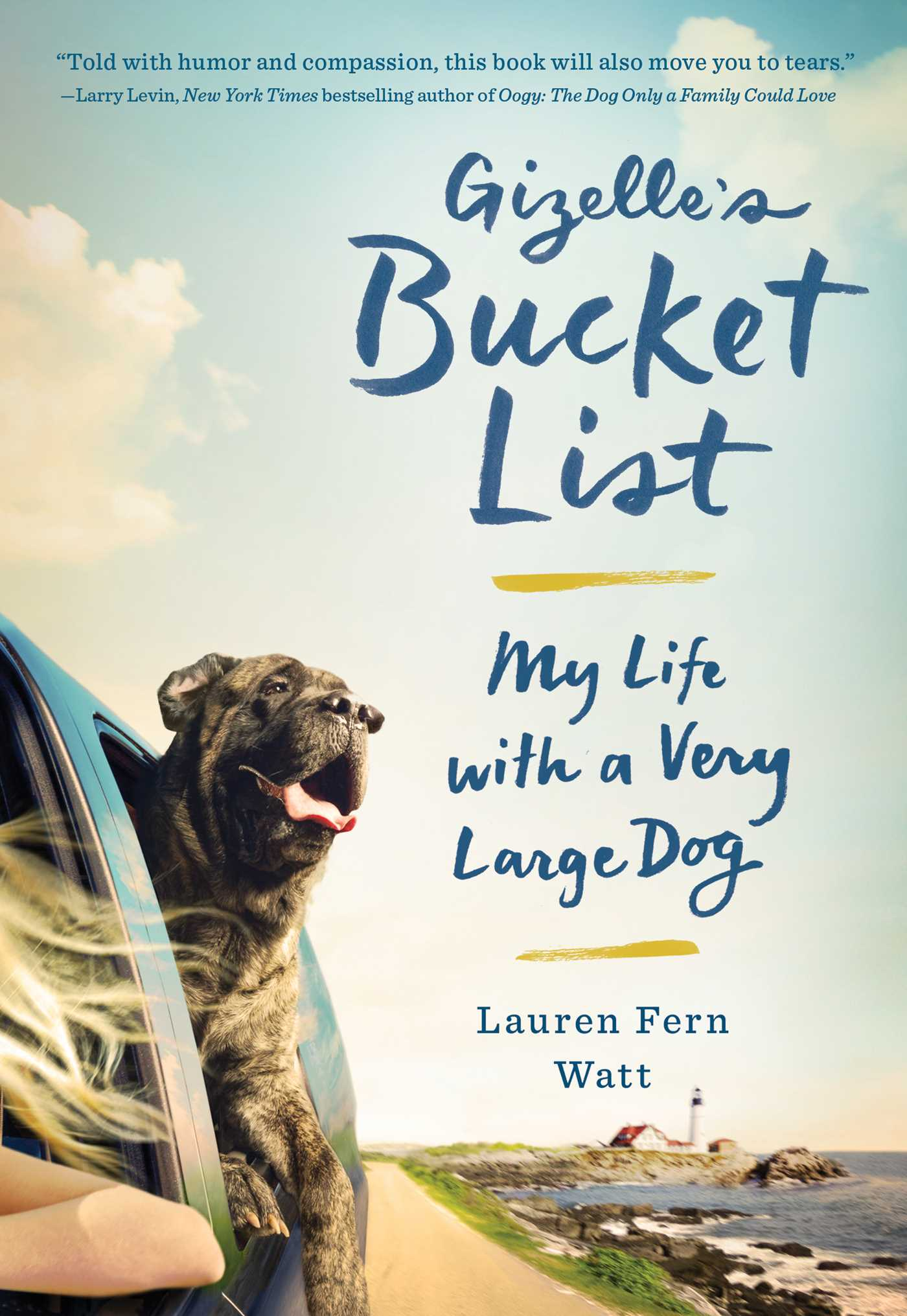 Gizelle's Bucket List | Book by Lauren Fern Watt | Official ...