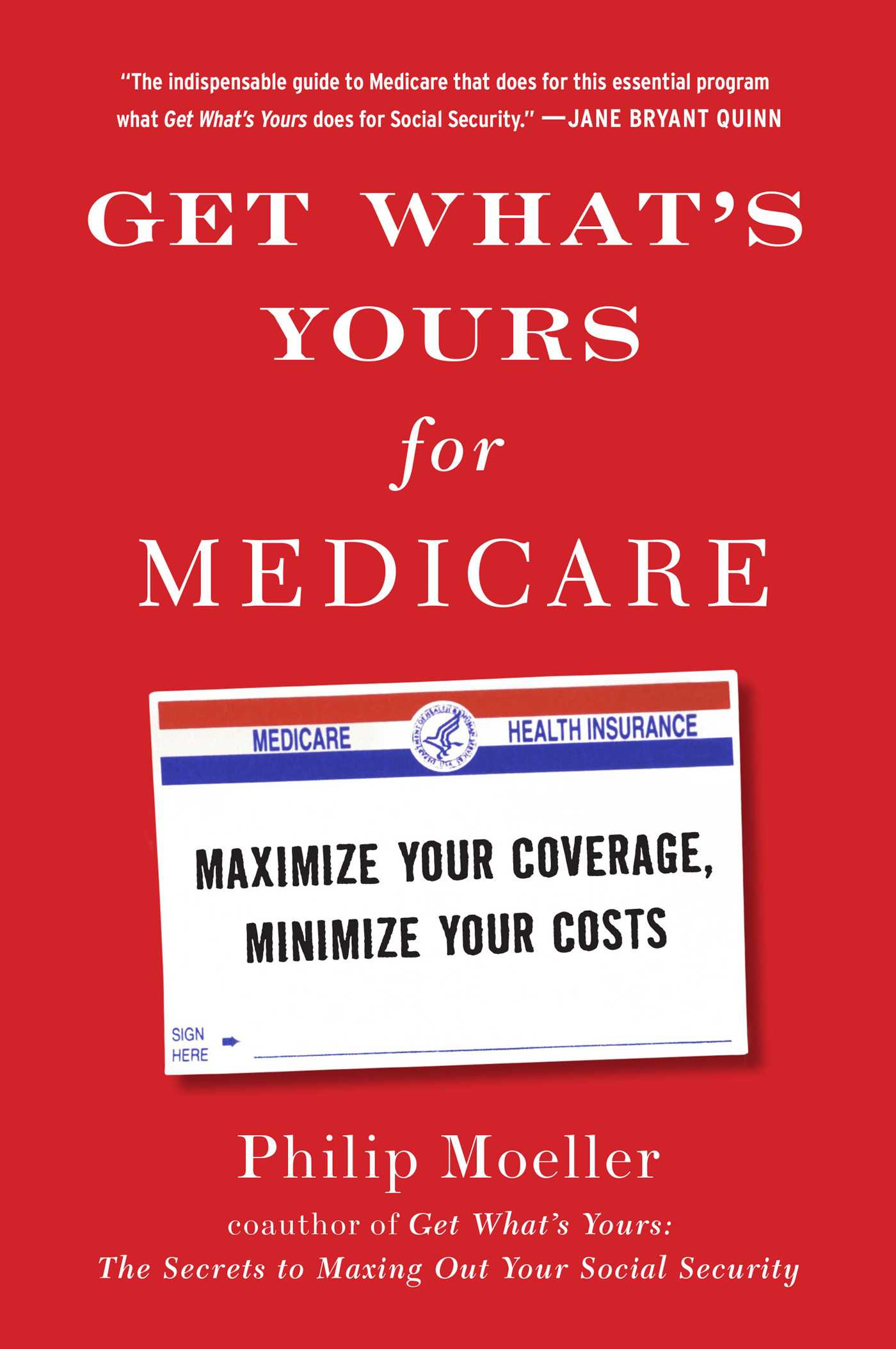 Get whats yours for medicare 9781501124006 hr