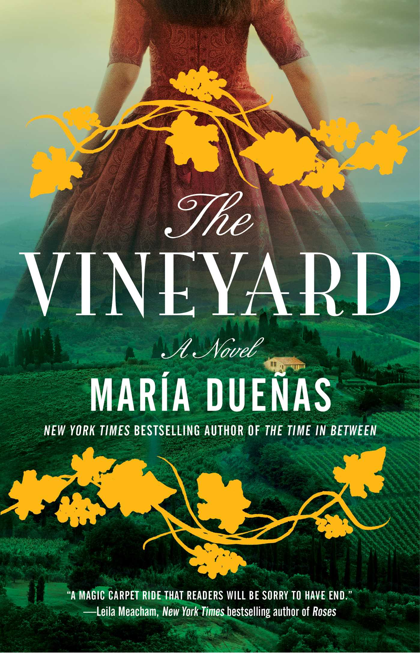 The vineyard 9781501124549 hr