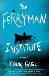 The Ferryman Institute book cover