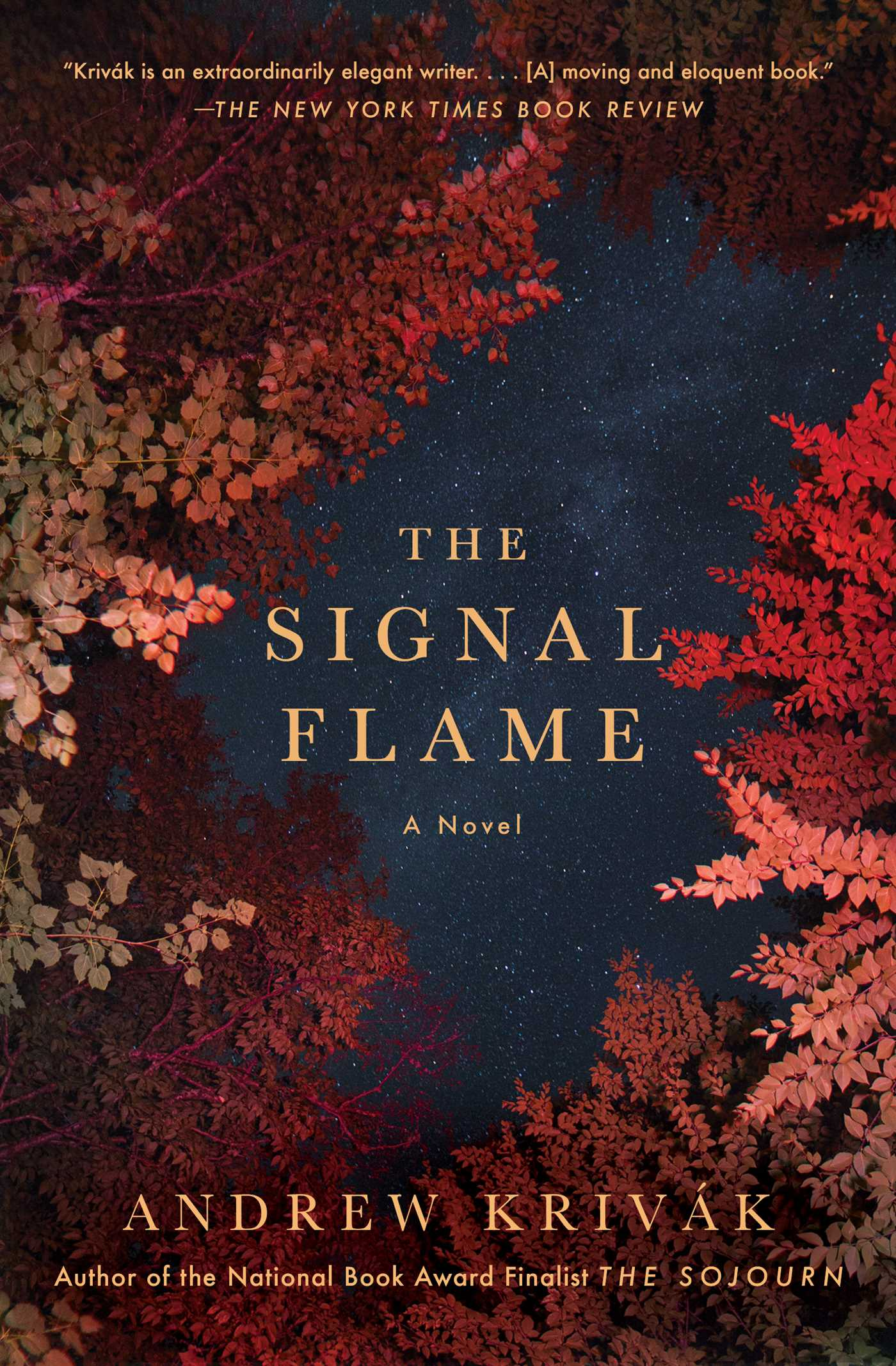 The signal flame 9781501126383 hr