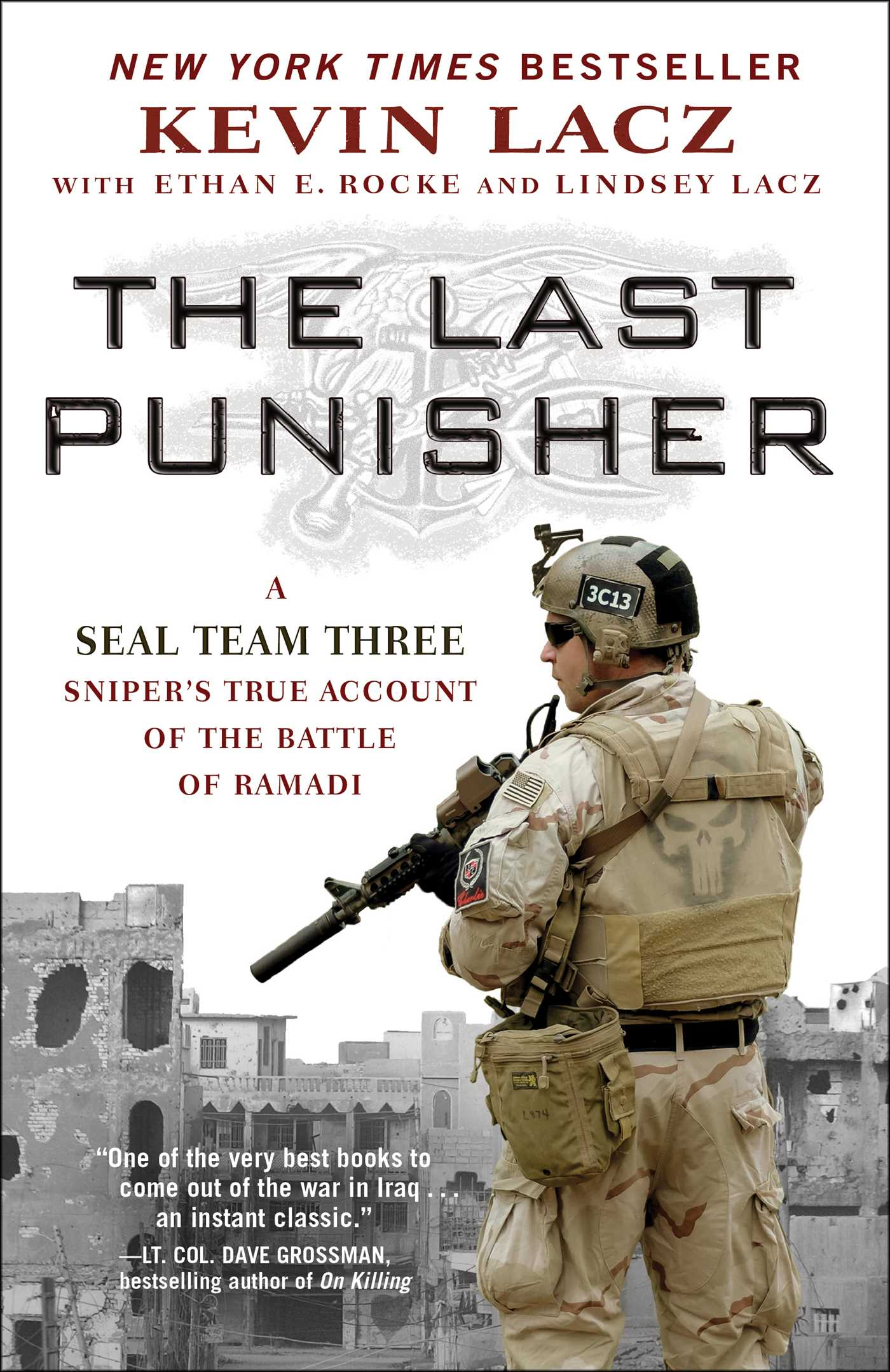 The last punisher 9781501127250 hr