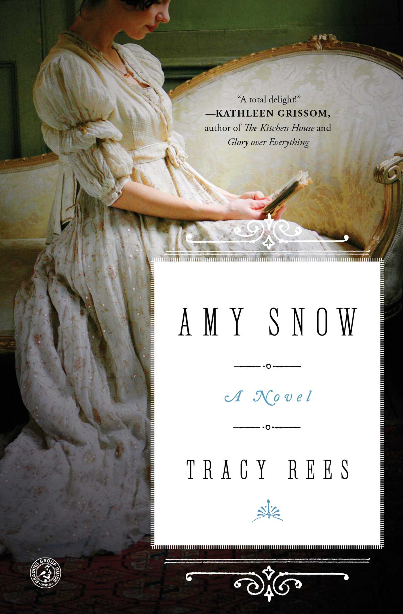 Amy snow 9781501128370 hr