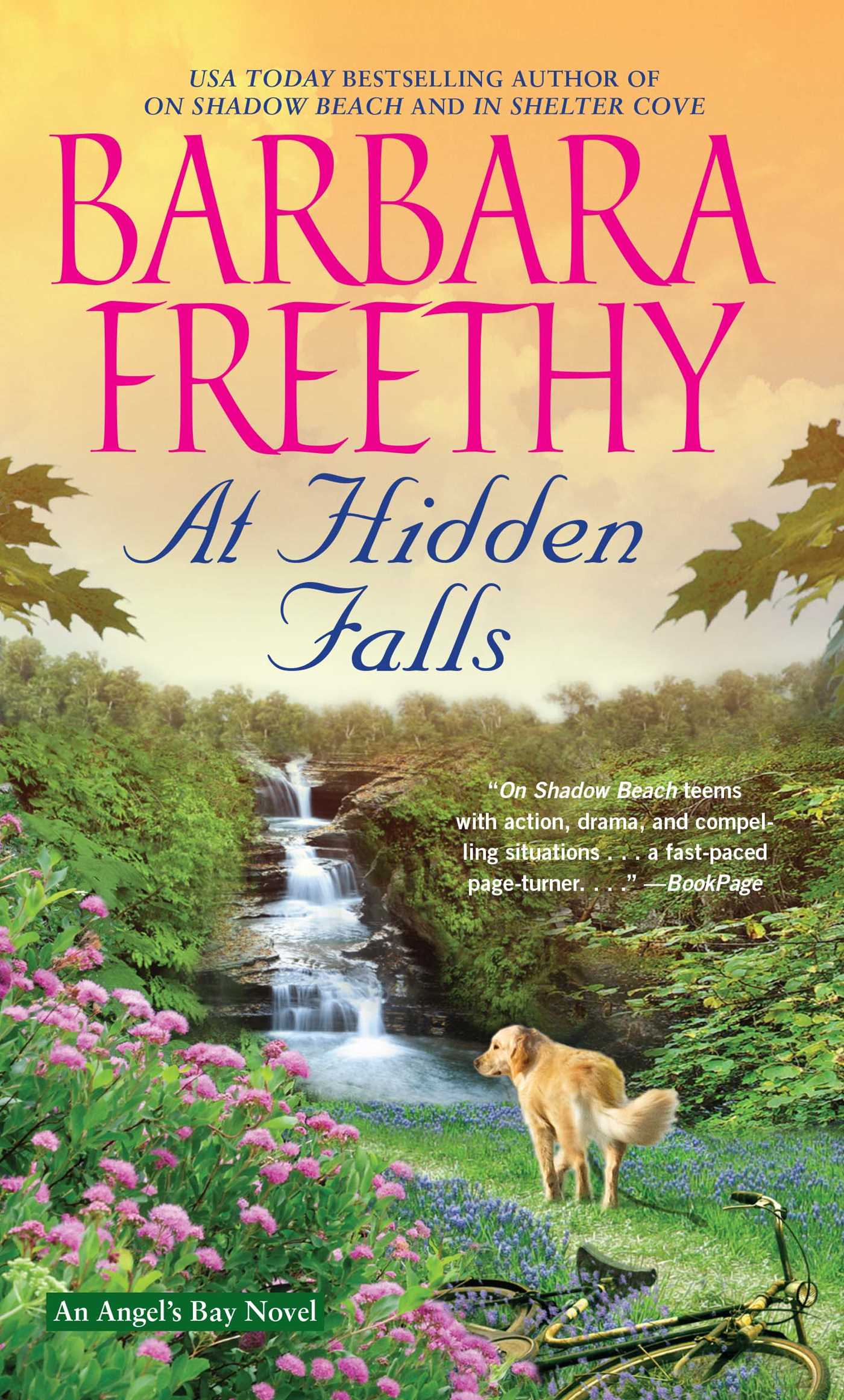 At hidden falls book by barbara freethy official publisher at hidden falls 9781501129940 hr fandeluxe Epub