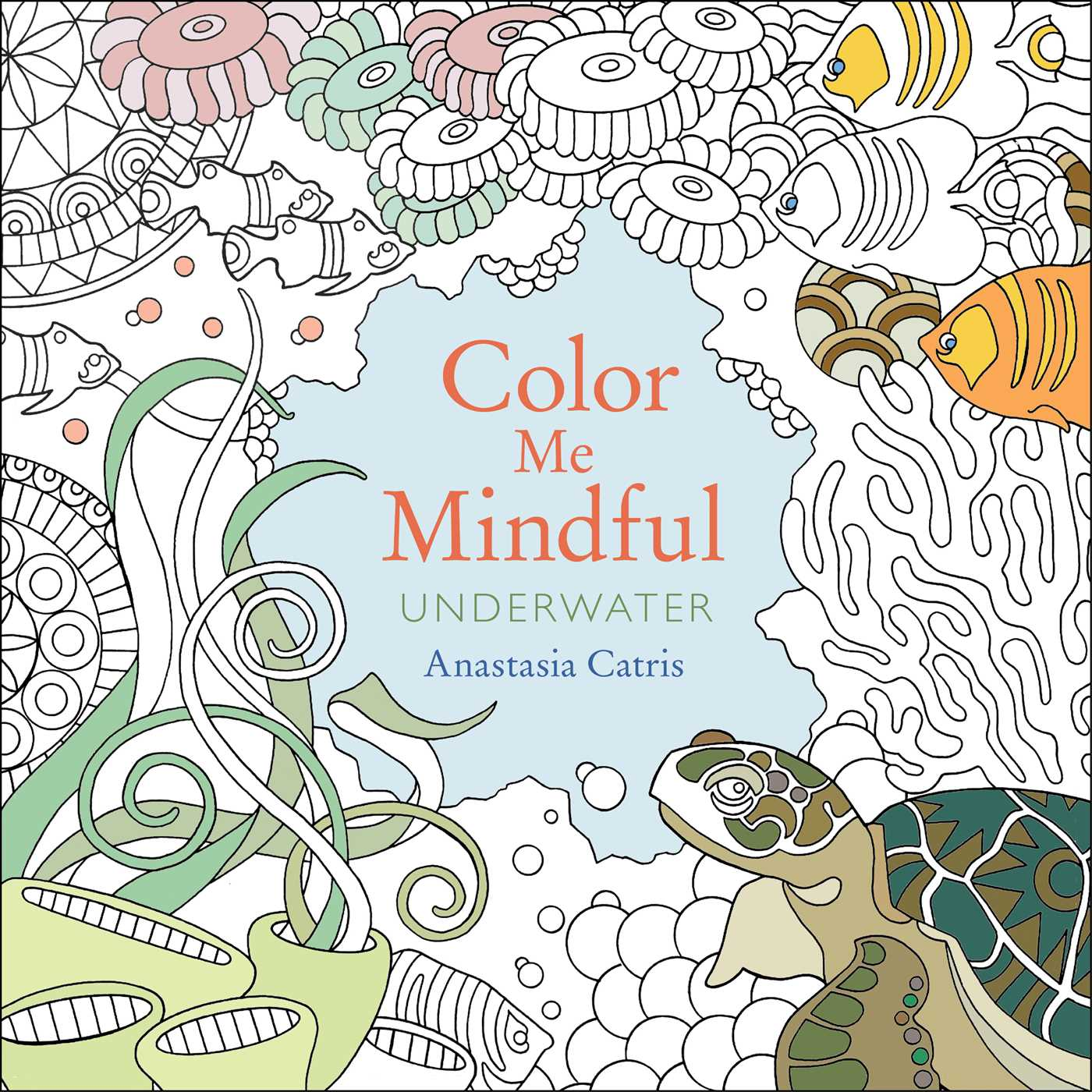 Color me mindful underwater 9781501130878 hr