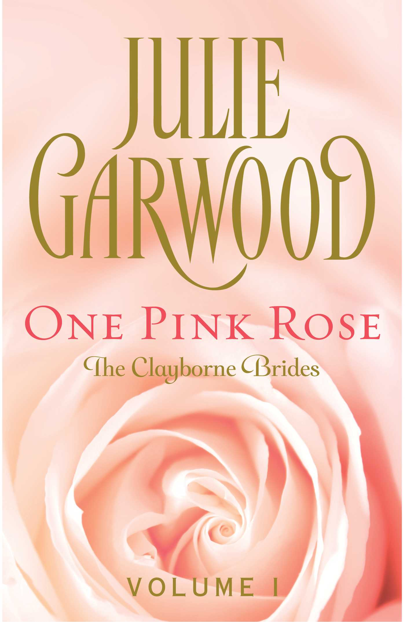 One Pink Rose book cover