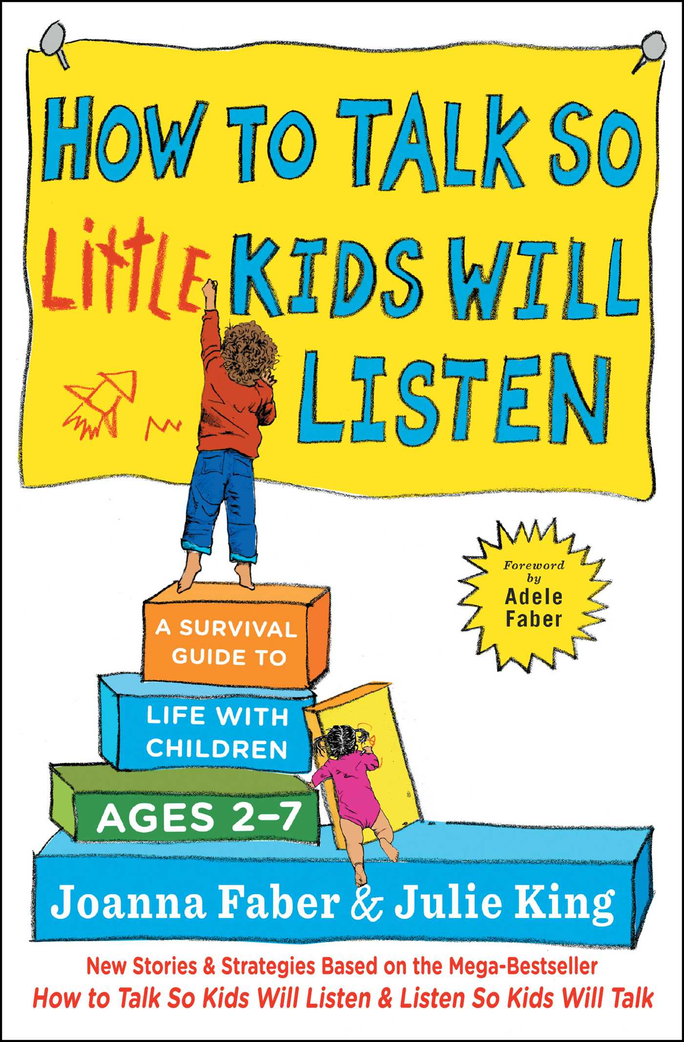 How to talk so little kids will listen 9781501131639 hr