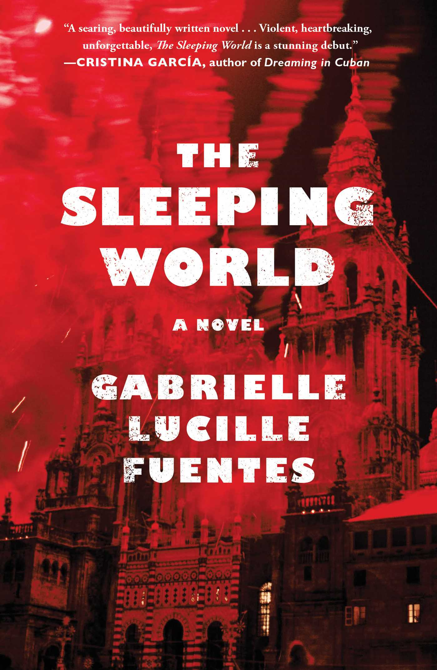 The sleeping world 9781501131677 hr