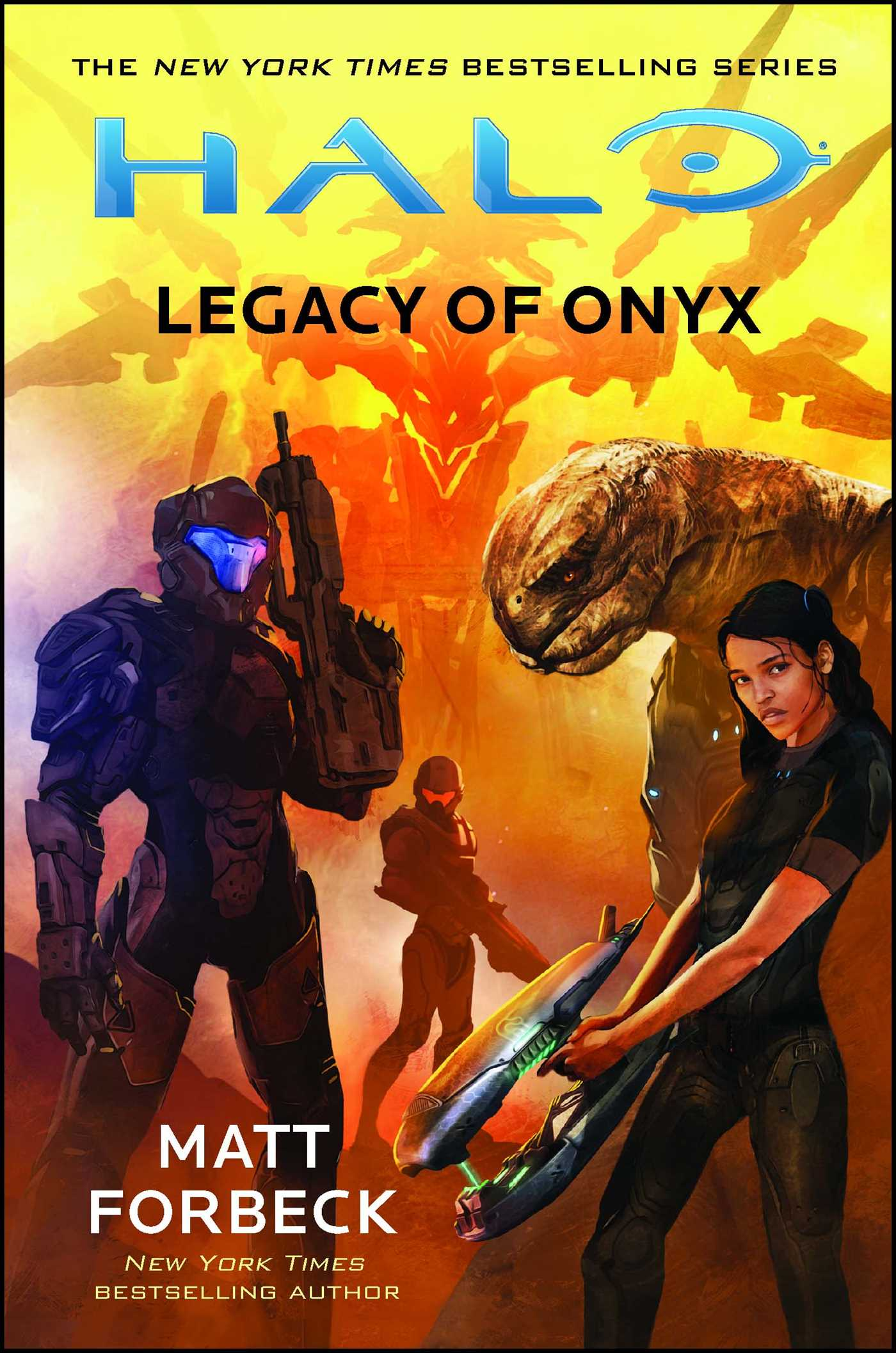 Halo legacy of onyx 9781501132612 hr
