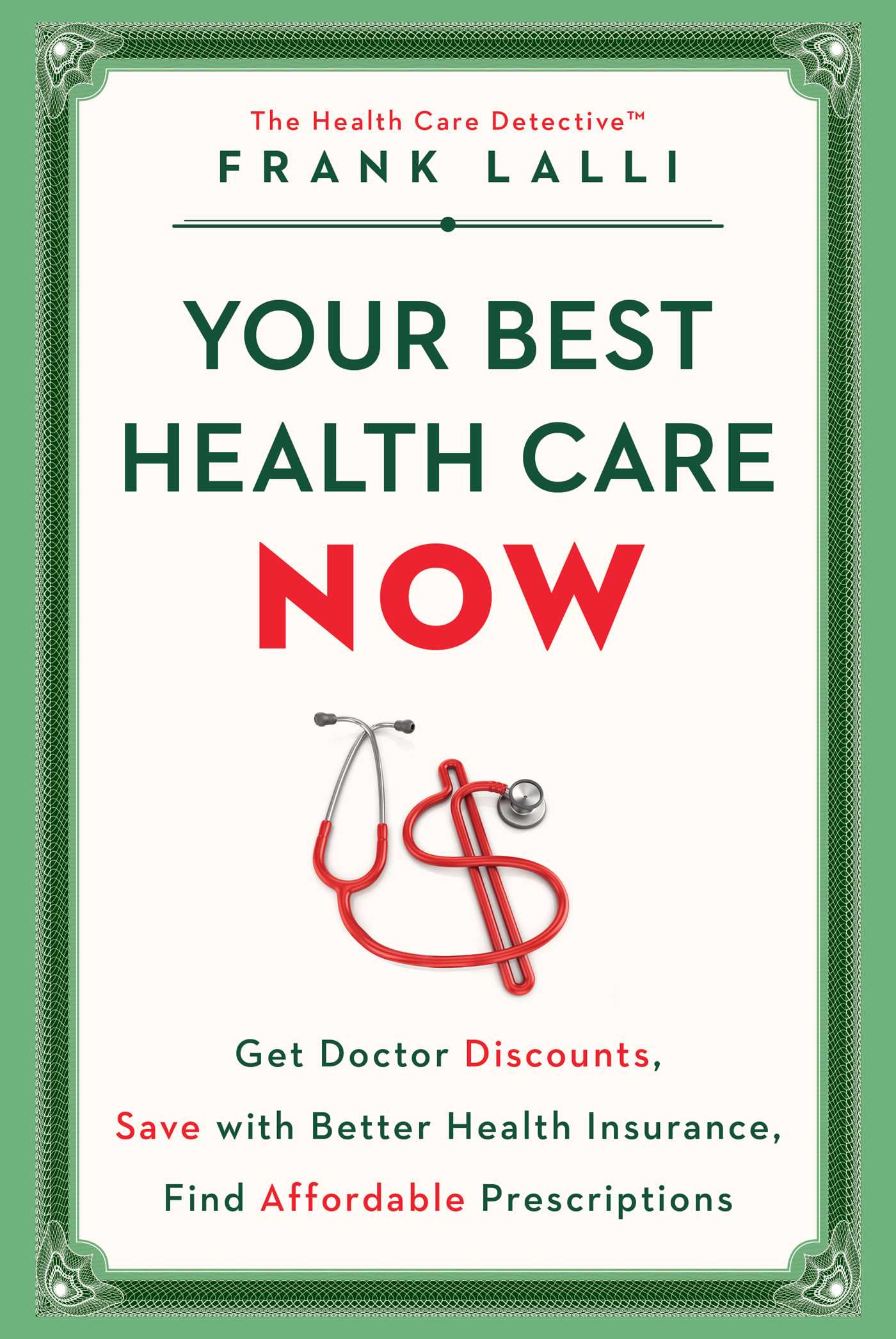 Your best health care now 9781501132865 hr
