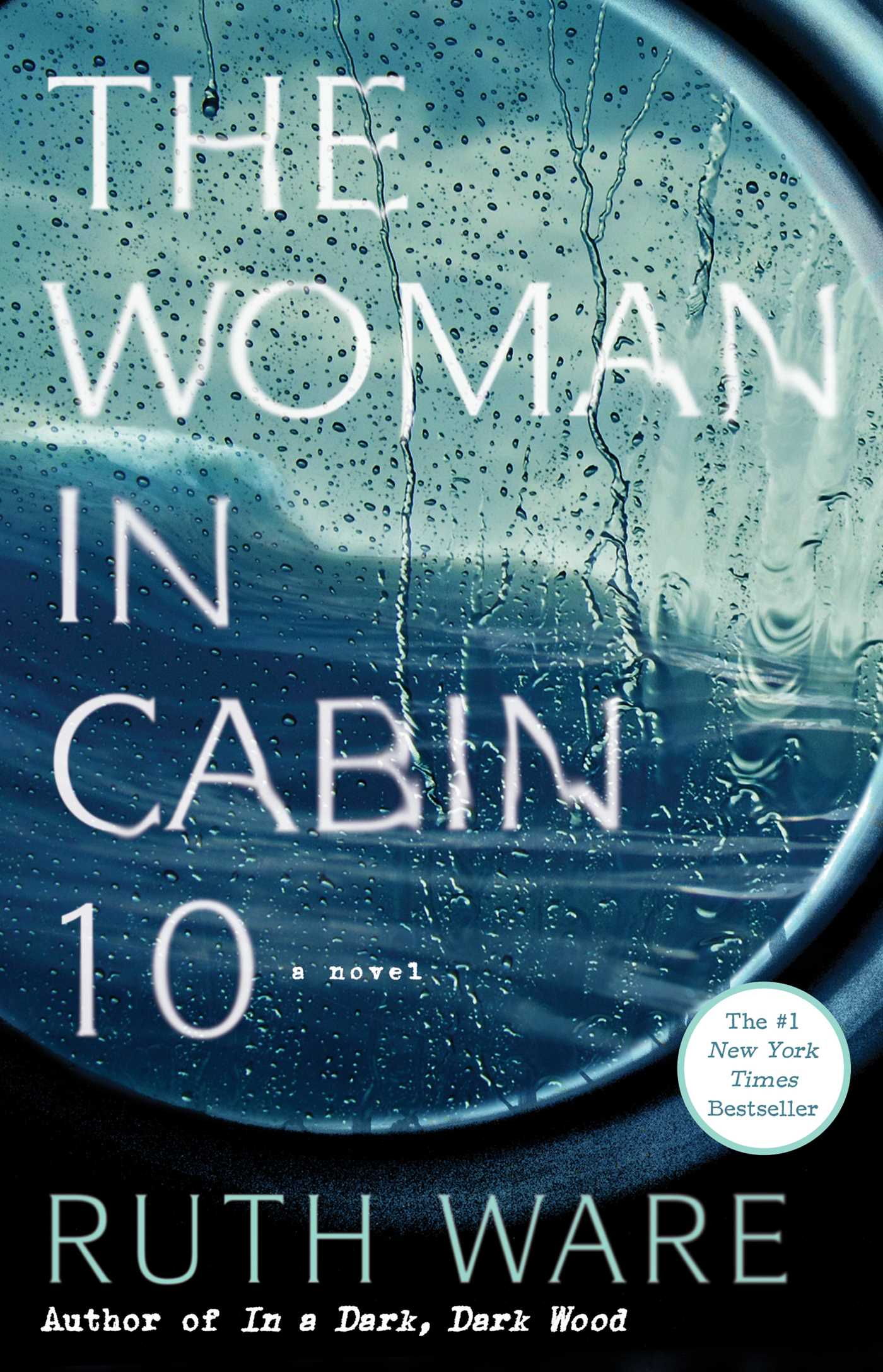 The woman in cabin 10 9781501132940 hr