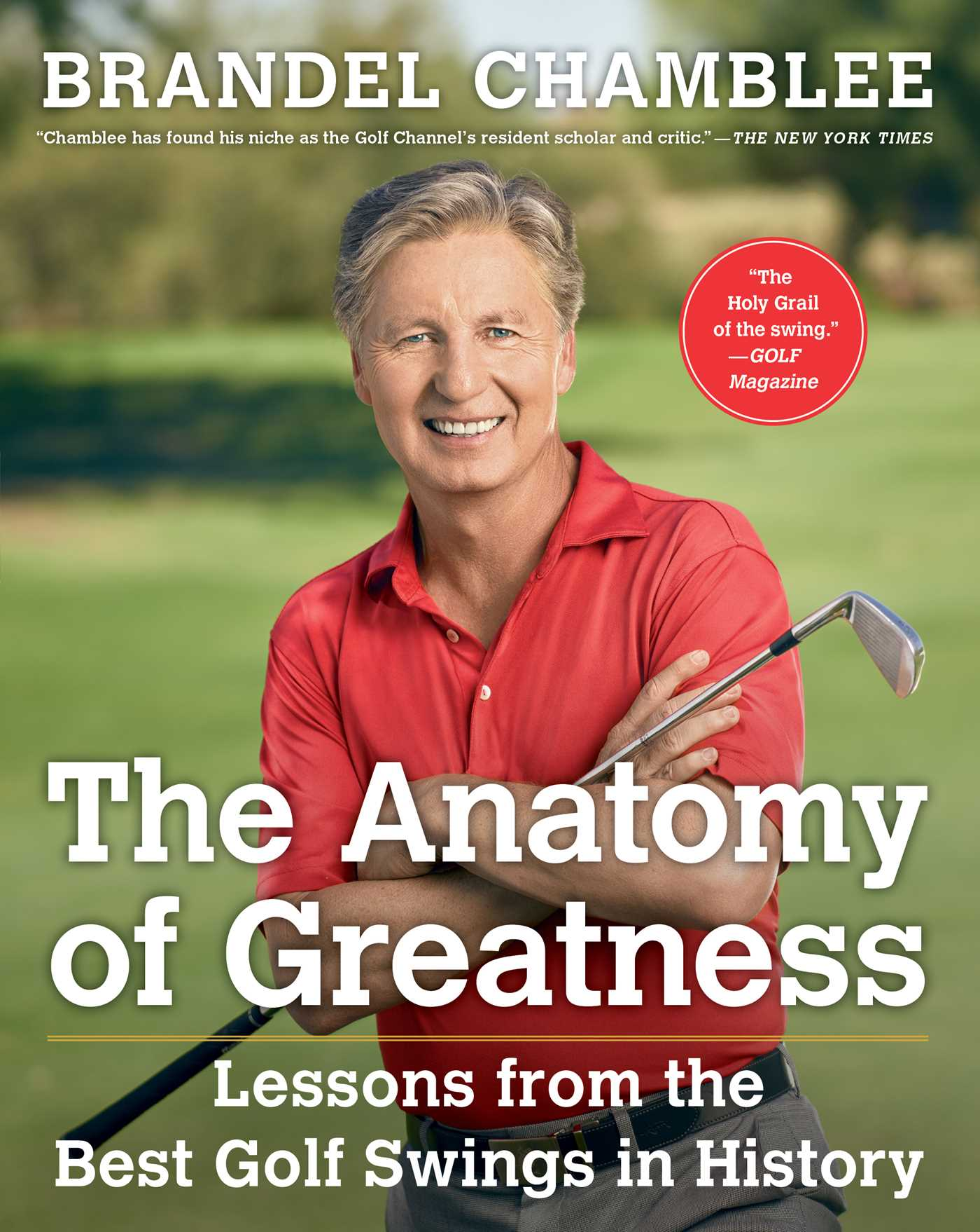 The Anatomy of Greatness eBook by Brandel Chamblee | Official ...