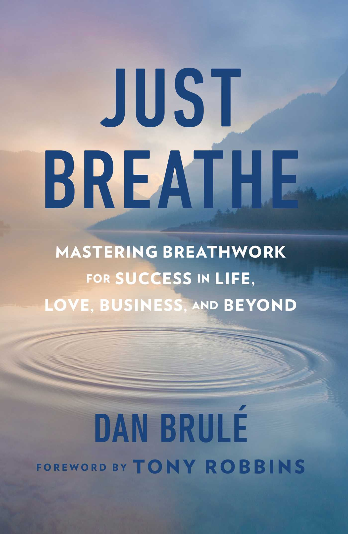 Just breathe 9781501134388 hr