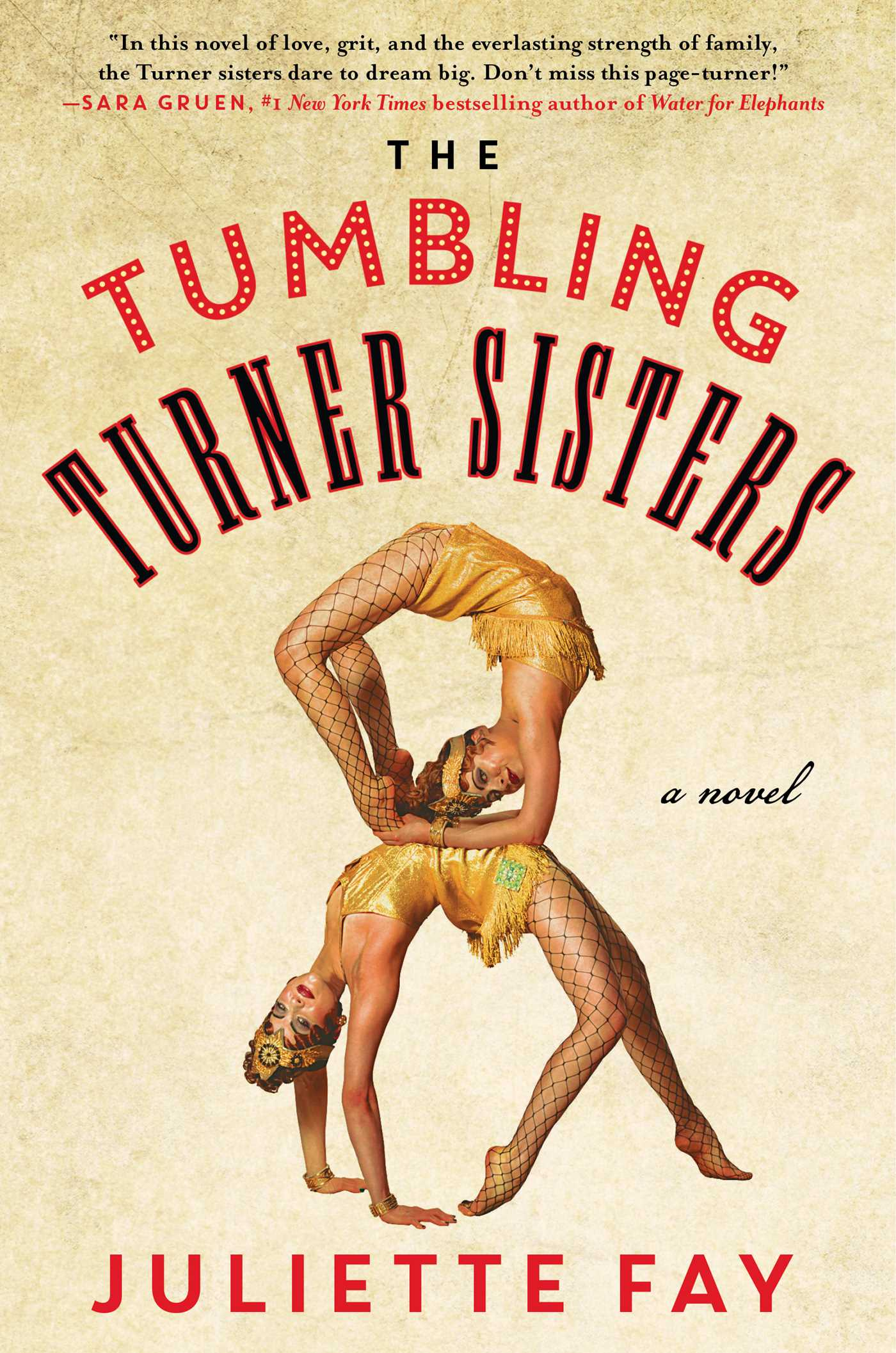 The tumbling turner sisters 9781501134470 hr