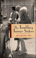 The Tumbling Turner Sisters book cover