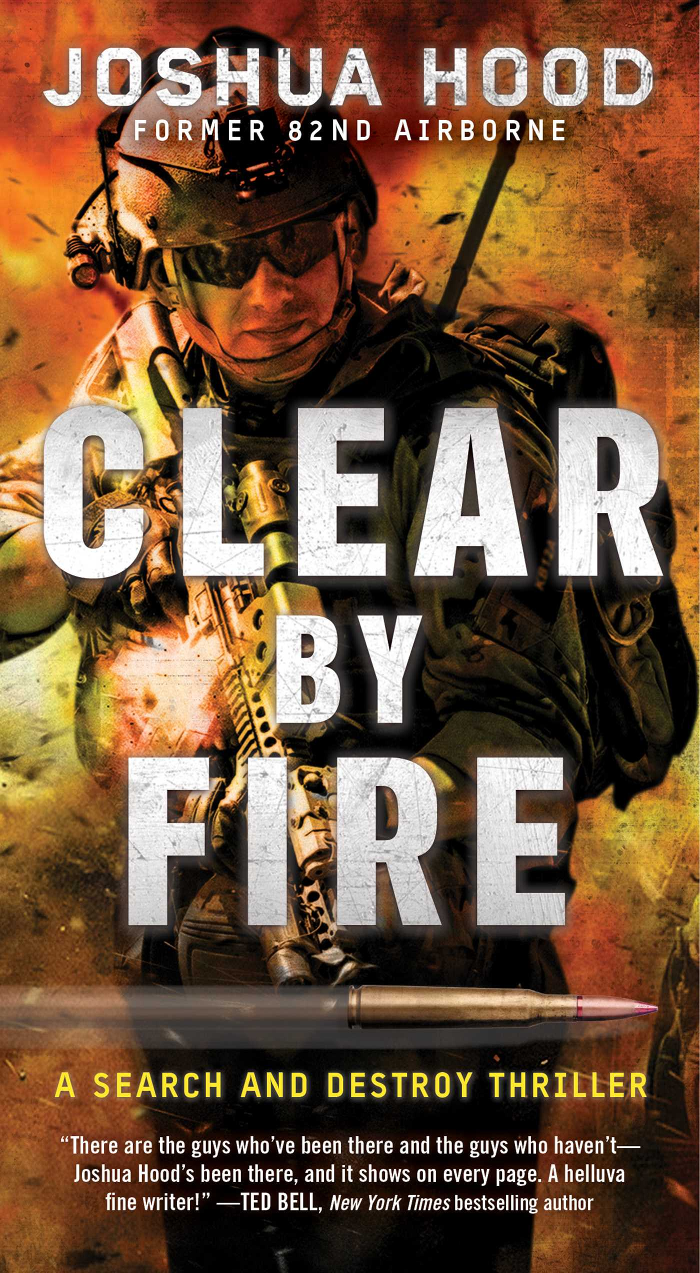 Search and Destroy by Dean Hughes, Paperback | Barnes & Noble®